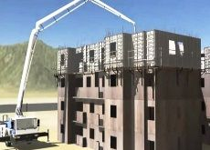 Formaletas Video - Construccion de Edificio de 14 Niveles